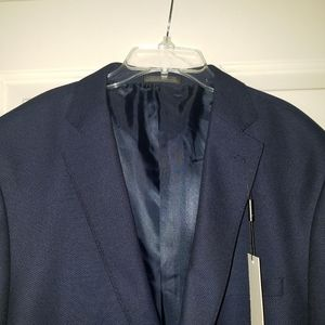 Calvin Klein Sports Coat 46L Navy